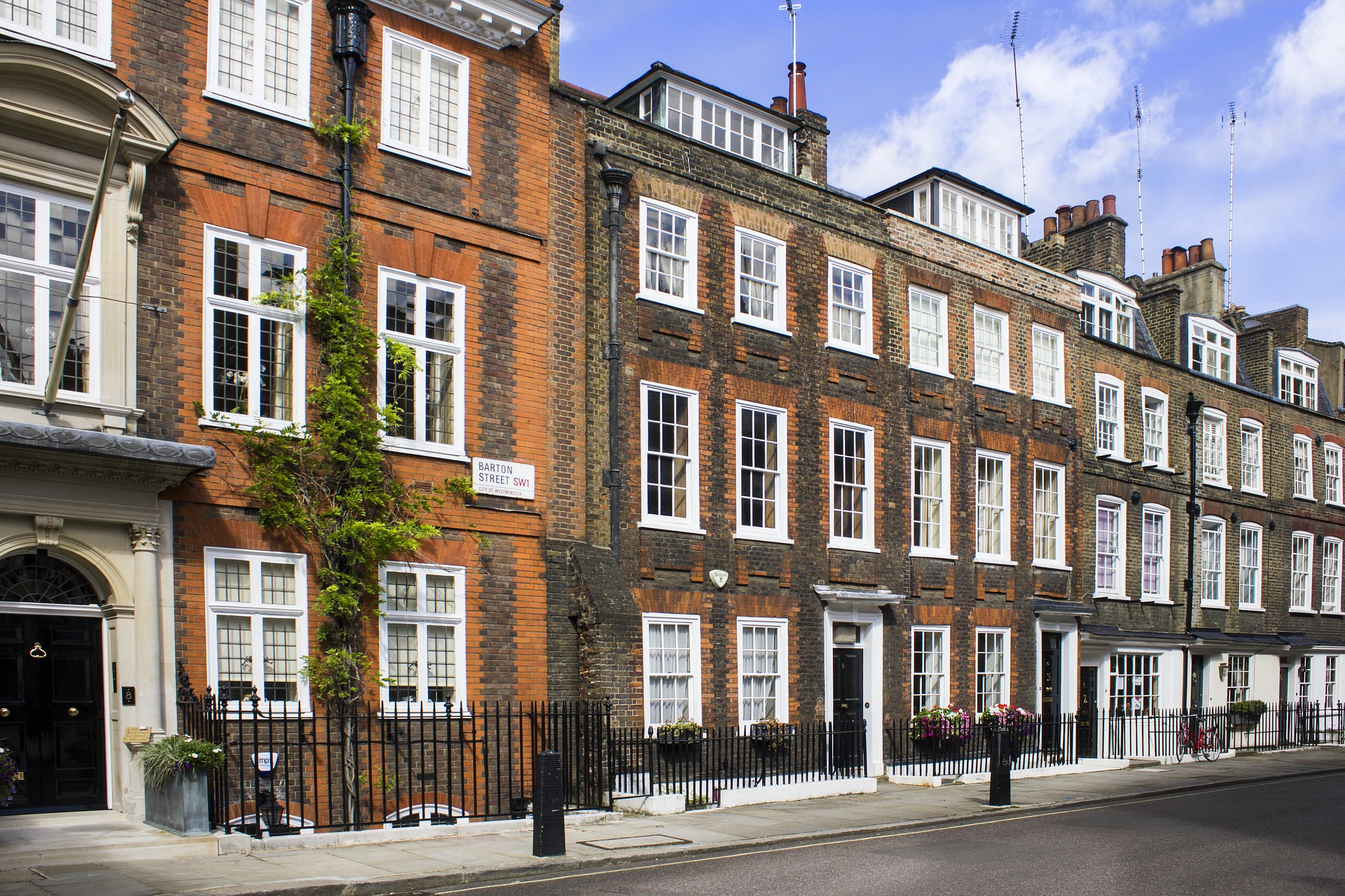 residential mortgage loans London